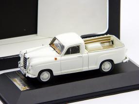 Mercedes-Benz 180 D Bakkie year 1956 white 1:43 Ixo