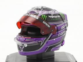 L. Hamilton #44 Mercedes-AMG Petronas Turkish GP formula 1 World Champion 2020 helmet