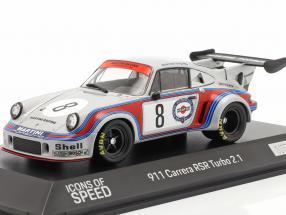 Porsche 911 Carrera RSR Turbo #8 Martini Racing 1000km Nürburgring 1974