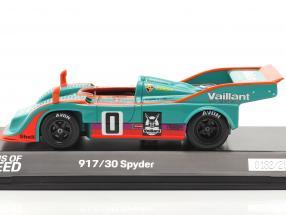 Porsche 917/30 Spyder #0 winner Interserie 1975 H. Müller