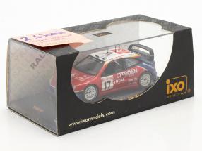 Citroen Xsara WRC #17 rally Monte Carlo 2003 McRae, Ringer 1:43 Ixo / 2nd choice