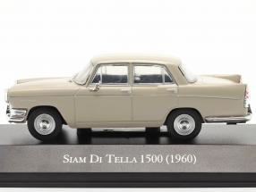 Siam Di Tella 1500 Riley 4 year 1960 beige