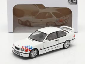 BMW M3 (E36) Coupe Lightweight year 1990 white