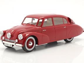 Tatra 87 year 1937 dark red 1:18 Model Car Group