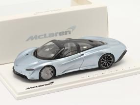 McLaren Speedtail year 2019 liquid crystal 1:43 TrueScale
