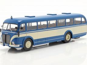 Skoda 706 RO year 1947 blue / beige 1:43 Ixo