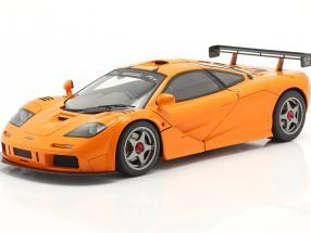 McLaren F1 LM year 1993-97 orange 1:18 AUTOart