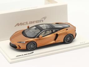 McLaren GT year 2019 copper metallic 1:43 TrueScale