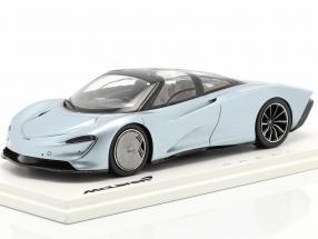 McLaren Speedtail year 2019 liquid crystal 1:43 Spark