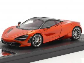 McLaren 720S (P14) Coupe year 2017 orange metallic 1:43 TrueScale