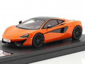 McLaren 570S Coupe year 2015 ventura orange 1:43 TrueScale