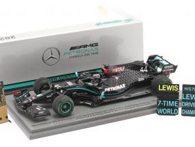 L. Hamilton Mercedes-AMG F1 W11 #44 Winner Turkish GP F1 World Champion 2020 1:43 Spark