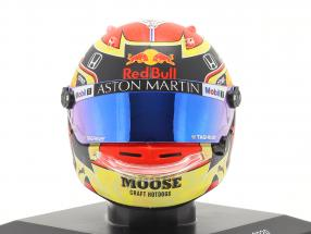 Alexander Albon #23 Aston Martin Red Bull Racing formula 1 2020 helmet 1:5 Spark