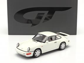 Porsche 911 (964) Carrera 4 Leightweight 1991 grand prix white 1:18 GT-Spirit