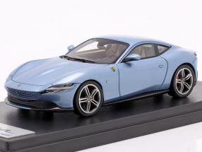 Ferrari Roma year 2020 california light blue metallic 1:43 LookSmart