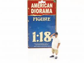 Lowriders figure #2 1:18 American Diorama