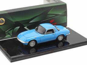 Lotus Elan S3 FHC year 1965 blue 1:43 Spark