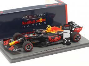 Alexander Albon Red Bull Racing RB16 #23 3rd Tuscan GP formula 1 2020