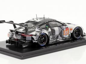 Porsche 911 RSR #88 24h LeMans 2020 Dempsey-Proton Racing