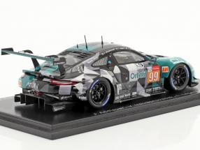 Porsche 911 RSR #99 24h LeMans 2020 Dempsey-Proton Racing