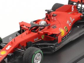 Sebastian Vettel Ferrari SF1000 #5 3rd Turkish GP formula 1 2020