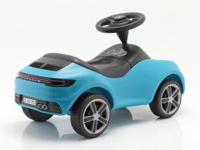 Baby Porsche Children's vehicle miami blue