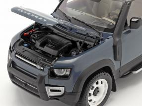 Land Rover Defender 90 year 2020 tasman blue