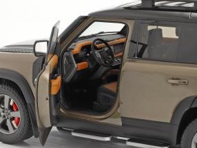 Land Rover Defender 110 year 2020 brown metallic