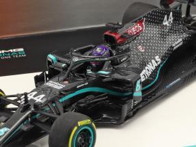 Hamilton #44 & Bottas #77 2-Car Set Mercedes-AMG F1 W11 formula 1 2020