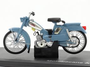 Motobecane AV88 year 1976 light blue
