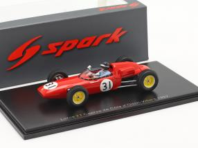 Lotus 21 #31 3rd Ollon-Villars Hillclimb 1962 Jim Clark 1:43 Spark