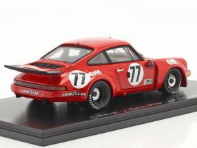 Porsche 911 Carrera RSR #77 Winner IMSA GT class 24h LeMans 1976