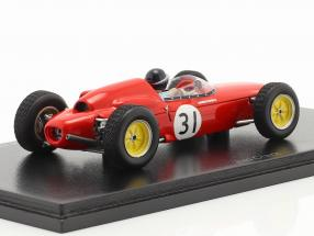 Lotus 21 #31 3rd Ollon-Villars Hillclimb 1962 Jim Clark