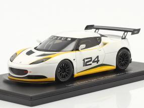 Lotus Evora Type 124 Presentation Car 2009 1:43 Spark