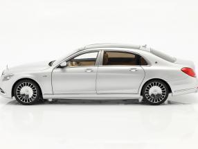 Mercedes-Benz Maybach S-class year 2019 iridium silver