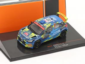 Hyundai i20 R5 #32 Rallye Monte Carlo 2020 Sarrazin, Parent 1:43 Ixo