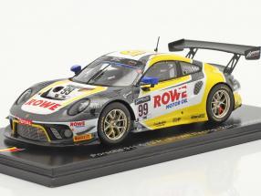 Porsche 911 GT3 R #99 24h Spa 2020 Rowe Racing 1:43 Spark