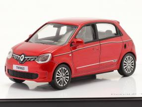 Renault Twingo generation 3 Facelift 2019 flame red 1:43 Norev