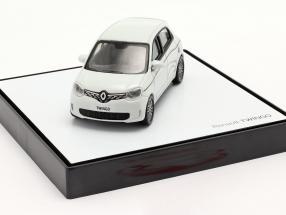 Renault Twingo generation 3 Facelift 2019 white 1:43 Norev