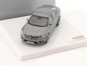 Renault Talisman year 2016 grey metallic 1:43 Norev