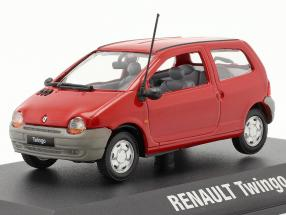 Renault Twingo year 1993 red 1:43 Norev