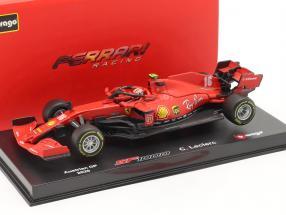 Charles Leclerc Ferrari SF1000 #16 2nd Austrian GP formula 1 2020 1:43 Bburago