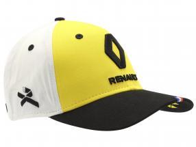 Cap Renault F1 Team 2019 #3 Ricciardo yellow / black / white size M / L
