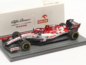 A. Giovinazzi Alfa Romeo Racing C39 #99 Emilia-Romagna GP formula 1 2020 1:43 Spark