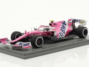 Lance Stroll Racing Point RP20 #18 Belgian GP formula 1 2020 1:43 Spark