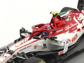 A. Giovinazzi Alfa Romeo Racing C39 #99 Emilia-Romagna GP formula 1 2020