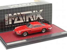 Ferrari 500 Superfast Speciale Pininfarina year 1955 red 1:43 Matrix