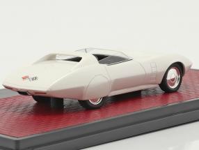Chevrolet Astrovette Concept Car 1968 white