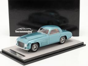 Ferrari 166S Coupe Allemano Street version 1948 blue metallic 1:18 Tecnomodel