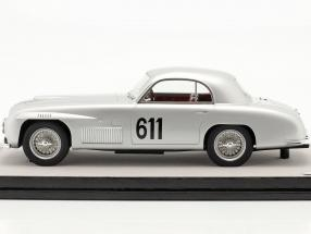 Ferrari 166S Coupé Allemano #611 Mille Miglia 1949 Bianchietti, Sala